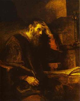 256px-The_Apostle_Paul_-_Rembrandt